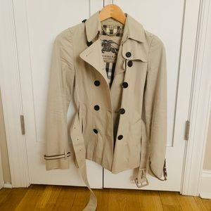 Burberry Prorsum Classic Trench size 2